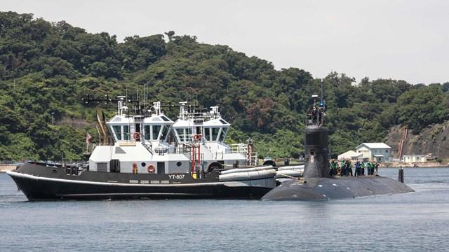 NÓNG: Tàu ngầm tấn công hạt nhân Hải Quân Mỹ gặp nạn ở Biển Đông, rất nhiều thủy thủ bị thương - Ảnh 2