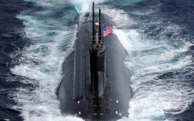 NÓNG: Tàu ngầm tấn công hạt nhân Hải Quân Mỹ gặp nạn ở Biển Đông, rất nhiều thủy thủ bị thương - Ảnh 1