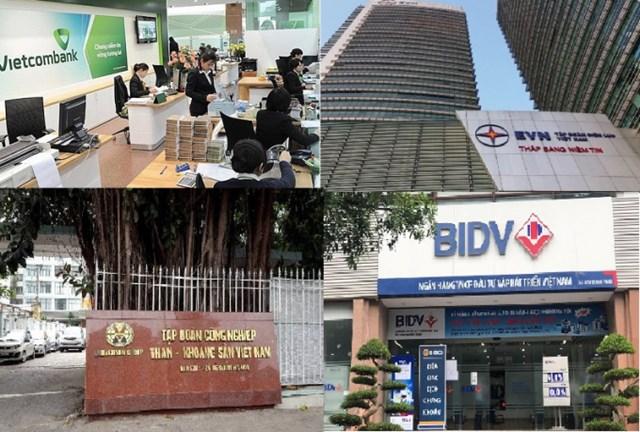 Hàng loạt ngân hàng, doanh nghiệp nhà nước vào diện kiểm toán năm 2022.