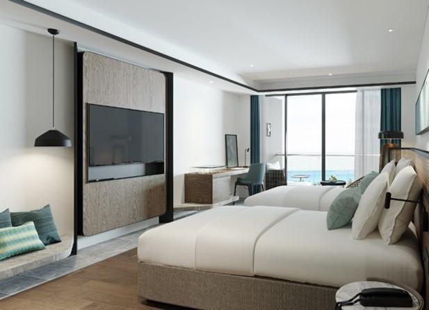 Phòng nghỉ 5 sao với tầm view hướng biển của FLC City Beach Quy Nhơn