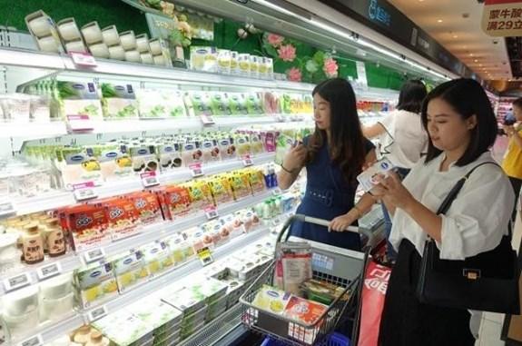 Sản phẩm Vinamilk đã có mặt tại 56 thị trường, đưa thương hiệu dần trở nên phổ biến với người tiêu dùng thế giới.