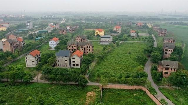 29 dự án (tổng diện tích 1.844,3ha) trước đó được kiến nghị trình UBND TP thu hồi đất; bãi bỏ quyết định giao đất, cho thuê đất hoặc chấm dứt dự án đầu tư. Ảnh minh họa.