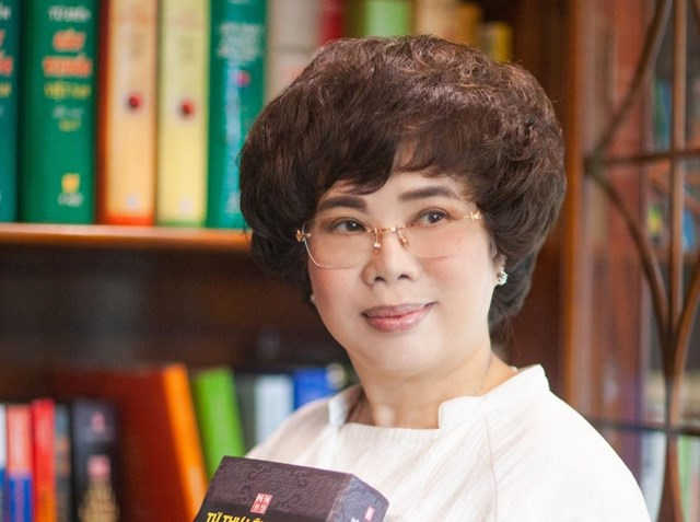 """Ngày Doanh nhân Việt Nam: Những """"bông hồng lửa"""" trên thương trường - Ảnh 3"""