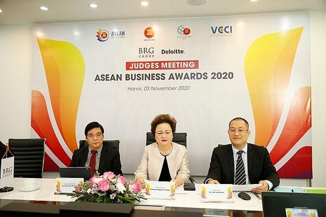 Hội đồng giám khảo ABA 2020 công tâm lựa chọn những doanh nghiệp xuất sắc nhất đoạt giải ABA 2020  - Ảnh 1