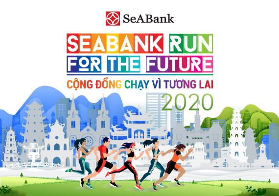 """SeABank khởi động giải chạy thường niên """"SeABank Run for The Future - Cộng đồng chạy vì tương lai 2020"""" - Ảnh 1"""