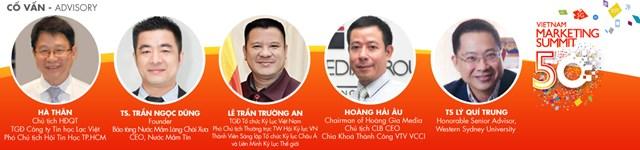 Vietnam Marketing Summit 5.0: 'Tái định hình' giá trị cơ bản vai trò marketing trong kinh doanh - Ảnh 3