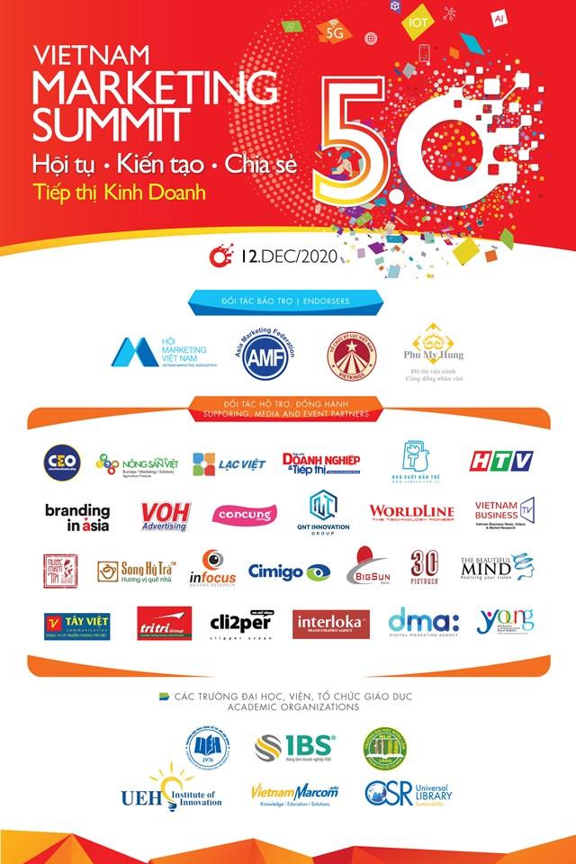 Vietnam Marketing Summit 5.0: 'Tái định hình' giá trị cơ bản vai trò marketing trong kinh doanh - Ảnh 4
