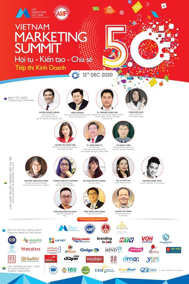 Vietnam Marketing Summit 5.0: 'Tái định hình' giá trị cơ bản vai trò marketing trong kinh doanh - Ảnh 5