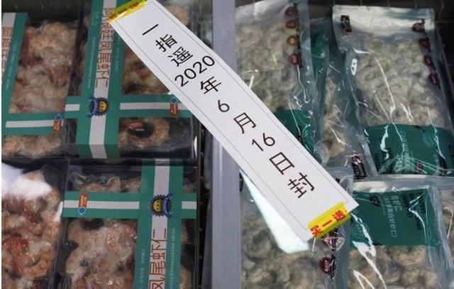 Trung Quốc phát hiện virus Corona trên nhiều thực phẩm đông lạnh.