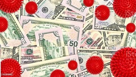 Ba lí do chính khiến đồng dollars Mỹ giảm giá - Ảnh 1