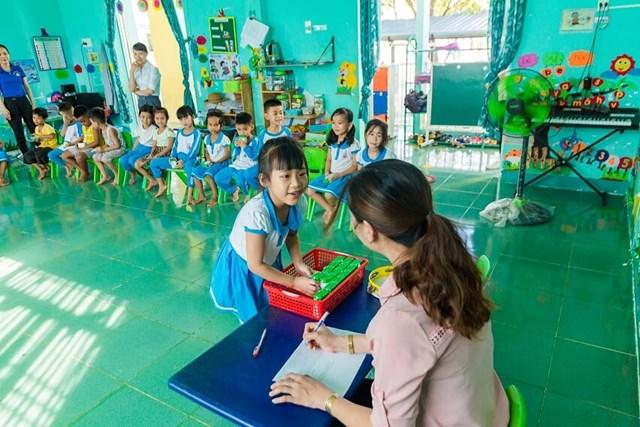 Chương trình SHĐ đang phát huy những lợi ích tích cực trong việc chăm sóc dinh dưỡng cho học sinh mầm non và tiểu học tại nhiều tỉnh thành.
