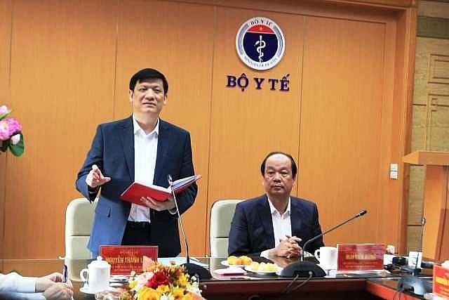 Bộ trưởng Nguyễn Thanh Long: Sẽ công khai tất cả các dịch vụ y tế - Ảnh 1