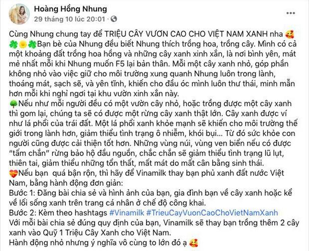 """Mạng xã hội bỗng chốc """"xanh rì"""" với chiến dịch """"Triệu cây vươn cao cho Việt Nam xanh"""" - Ảnh 2"""