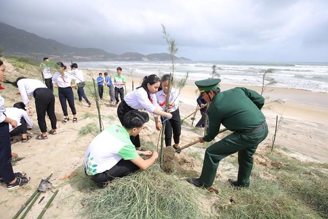 """Mạng xã hội bỗng chốc """"xanh rì"""" với chiến dịch """"Triệu cây vươn cao cho Việt Nam xanh"""" - Ảnh 5"""