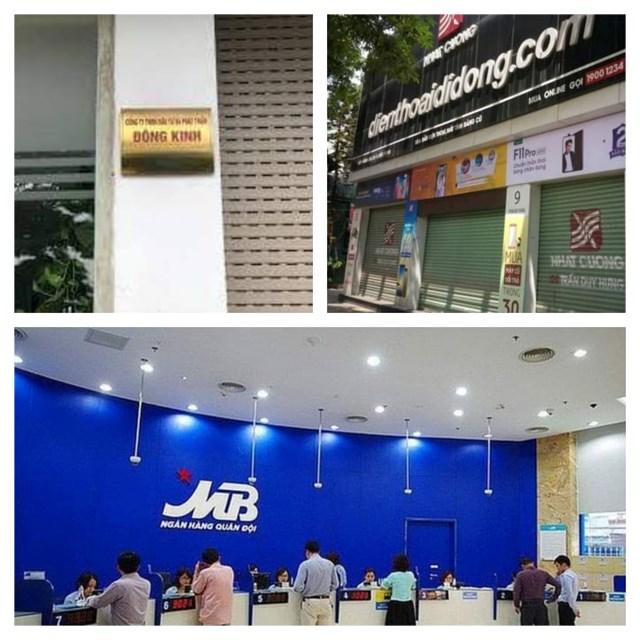 Công ty Đông Kinh: Nhà thầu số hóa lớn, có nhiều khoản vay tín dụng từ MBBank.