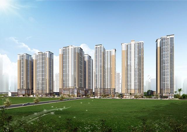 Laimian City - Khu đô thị An Phú An Khánh, Quận 2, TP HCM do HDTC làm chủ đầu tư