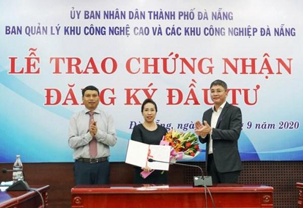 Đà Nẵng: Thu hút 19 dự án đầu tư trong nước với tổng vốn hơn 17.600 tỉ đồng - Ảnh 1