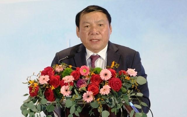 Thứ trưởng Văn hoá, Thể Thao và Du lịch Nguyễn Văn Hùng. Ảnh: Vietnamnet.