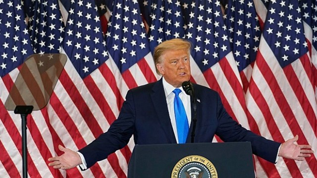 Tổng thống Donald Trump có thể chuyển đến Florida sau khi rời Nhà Trắng. Ảnh: Getty Images.