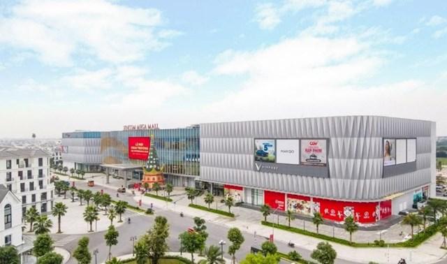 Vincom Retail nhận giải top 10 thương hiệu dẫn đầu Việt Nam 2020 - Ảnh 1