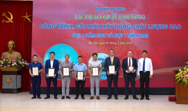 Movenpick Resort Cam Ranh và Radisson Blu Resort Cam Ranh nhận giải thưởng Công trình chất lượng cao - Ảnh 4