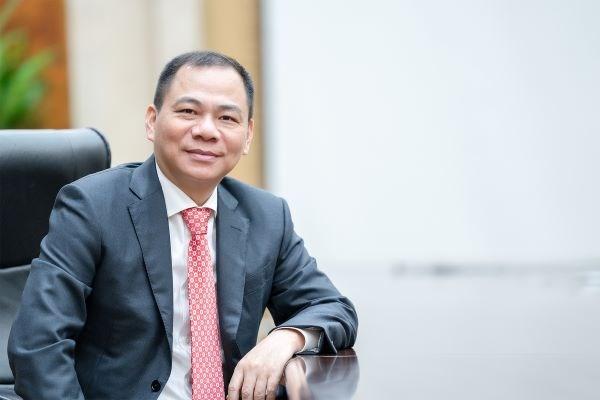 Forbes tôn vinh ông Phạm Nhật Vượng trong danh sách tỷ phú nổi bật tham gia chống dịch - Ảnh 1