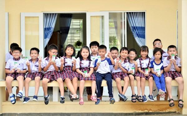 Sữa học đường TPHCM chương trình nhân văn đem lại nhiều niềm vui cho con trẻ - Ảnh 5