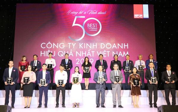 HDBank tiếp tục vào Top 50 Công ty kinh doanh hiệu quả nhất Việt Nam - Ảnh 2