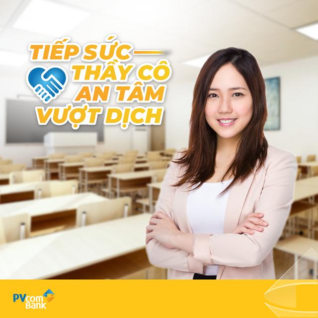PVcomBank cho vay ưu đãi ngành Giáo dục để vượt qua khủng hoảng Covid-19 - Ảnh 1