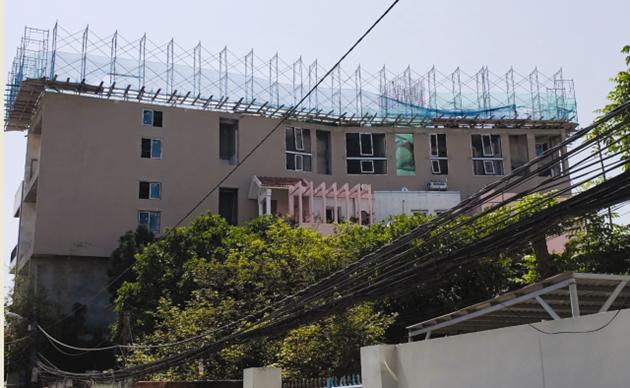 Lùm xùm quanh loại hình bất động sản mới tại Đà Nẵng - Ảnh 1