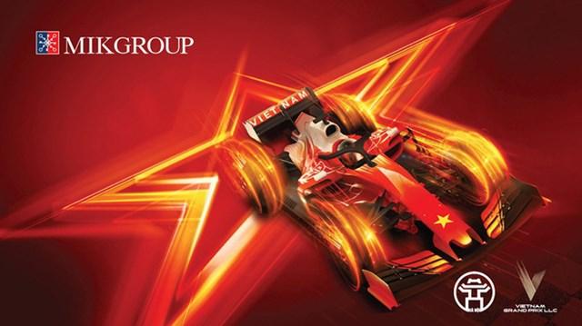 Giải đua công thức 1 Việt Nam: 'Cuộc chơi lớn' của MIKGroup - Ảnh 1