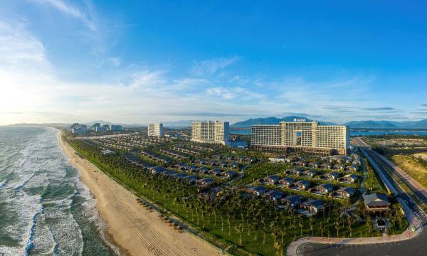 Movenpick Resort Cam Ranh và Radisson Blu Resort Cam Ranh nhận giải thưởng Công trình chất lượng cao - Ảnh 1