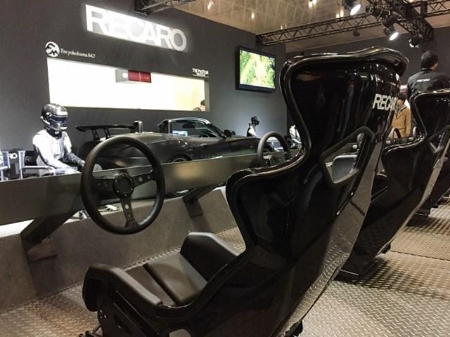 THACO xuất khẩu khung ghế Composite cho hãng RECARO (Nhật Bản) - Ảnh 2