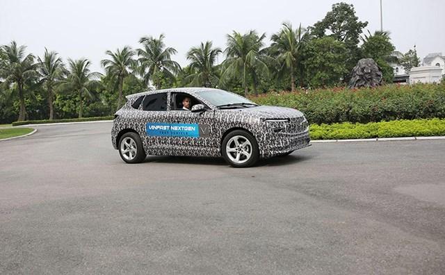 VinFast hướng đến tương lai tươi sáng với dự án ô tô điện - Ảnh 1