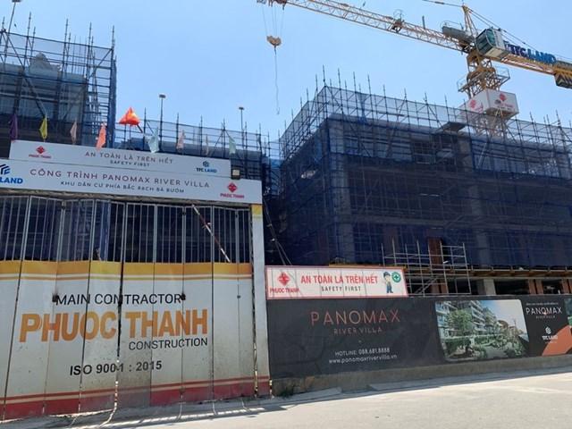 Panomax River Villa: Nâng gấp 2 số tầng và căn hộ, TTC Land đút túi hàng trăm tỷ đồng? - Ảnh 1