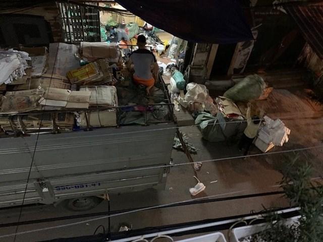 Thanh Xuân - Hà Nội: Dân bức xúc vì hai cơ sở in và phế liệu gây ô nhiễm - Ảnh 1