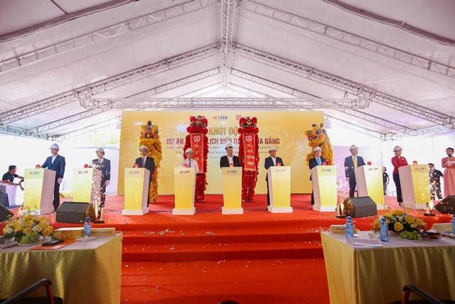 Khởi động dự án du lịch biển DAP tổng vốn đầu tư 5.000 tỷ đồng tại Đà Nẵng - Ảnh 1