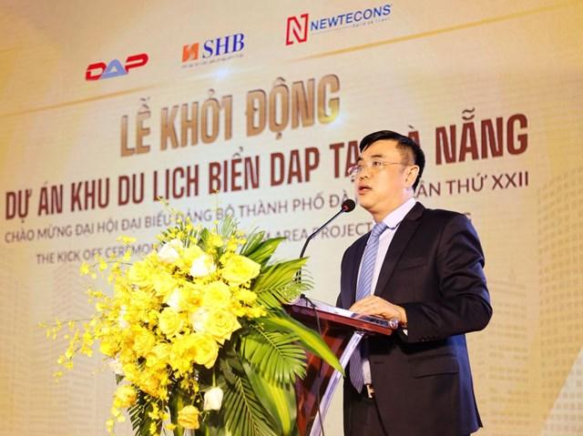 Khởi động dự án du lịch biển DAP tổng vốn đầu tư 5.000 tỷ đồng tại Đà Nẵng - Ảnh 4