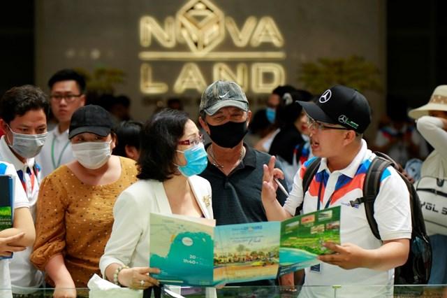 Hàng ngàn khách hàng trải nghiệm thực tế NovaWorld Phan Thiết - Ảnh 2