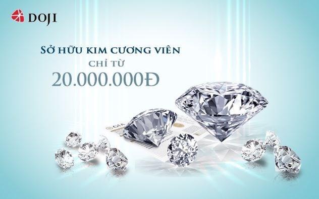 Sở hữu kim cương không còn là giấc mơ với ưu đãi đặc biệt từ DOJI - Ảnh 3