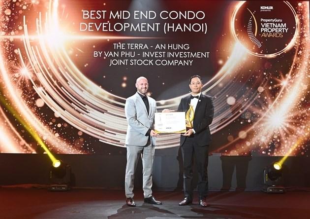 Văn Phú - Invest thắng lớn tại giải thưởng PropertyGuru Vietnam - Ảnh 1