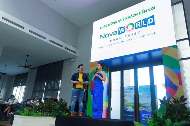 Hàng ngàn khách hàng trải nghiệm thực tế NovaWorld Phan Thiết - Ảnh 10