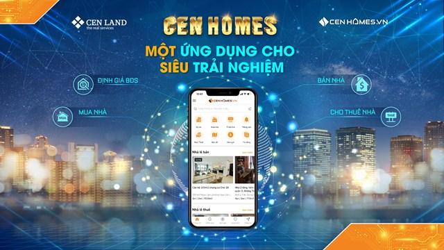 Cen Land (CRE): Công ty môi giới tiên phong đưa công nghệ vào bất động sản - Ảnh 2