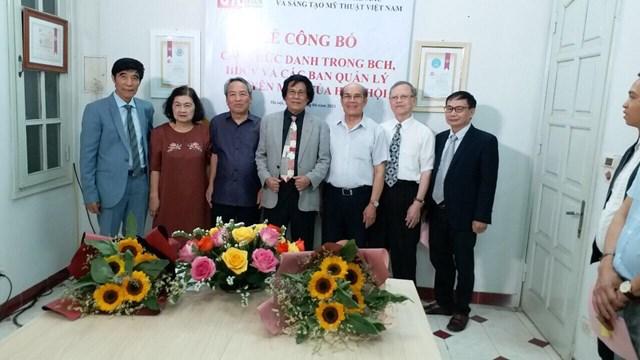 Hiệp hội Thiết kế mẫu và Sáng tạo mỹ thuật Việt Nam công bố các chức danh của Hiệp hội nhiệm kỳ 2018-2023 - Ảnh 6