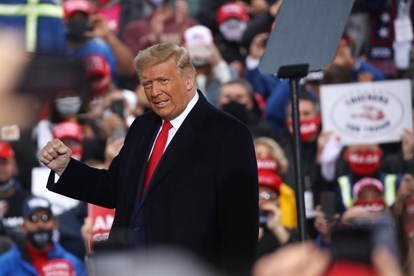 Tổng thống Donald Trump tiếp tục chiến thắng pháp lý lớn