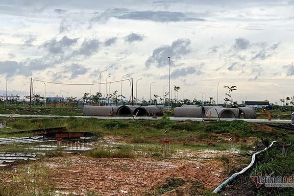 Người dân có đất bị thu hồi tại dự án King Bay khiếu nại vì mức giá đền bù rẻ mạt.