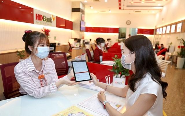 HDBank tiên phong triển khai dịch vụ chuyển chứng từ trực tuyến I.Doc